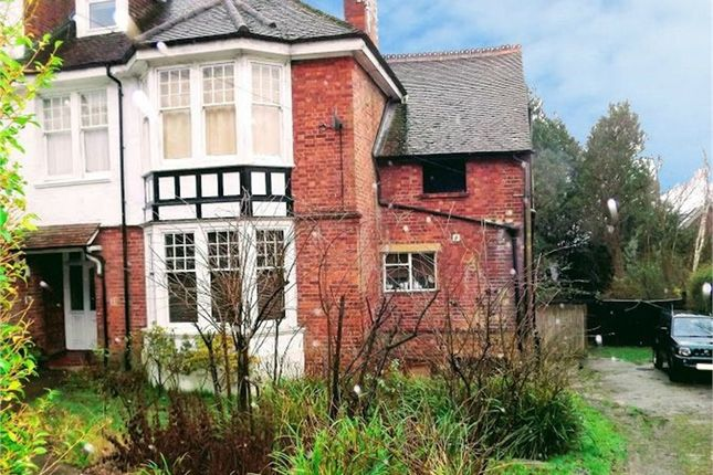Thumbnail Flat for sale in Montacute Road, Tunbridge Wells, Kent
