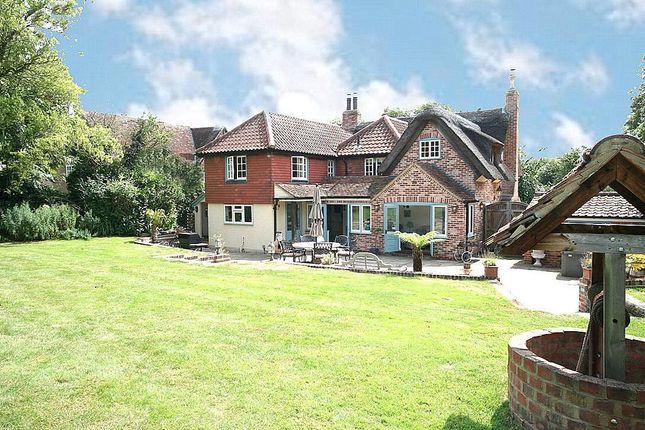 Thumbnail Detached house for sale in Osborn Cottage, Eggington, Beds