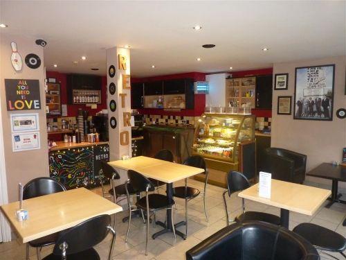 Thumbnail Restaurant/cafe for sale in Farnborough, Hampshire