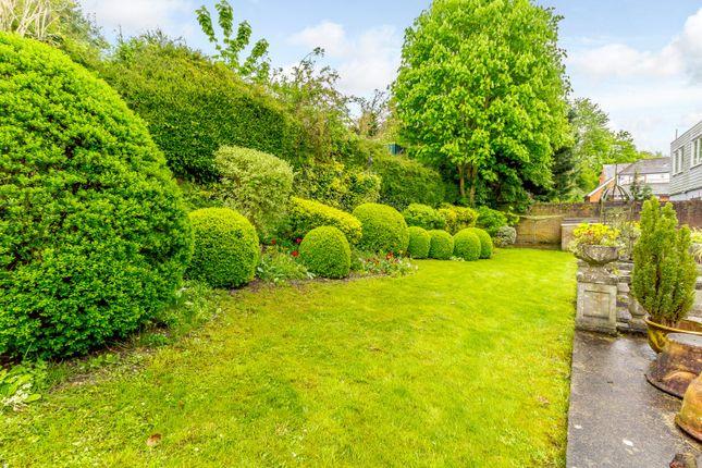 Garden of Quarry Street, Guildford GU1