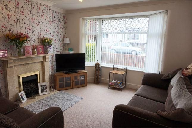Living Room of Millfield Road, Ilkeston DE7