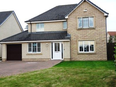 Thumbnail Detached house to rent in Laidlaw Gardens, Tranent