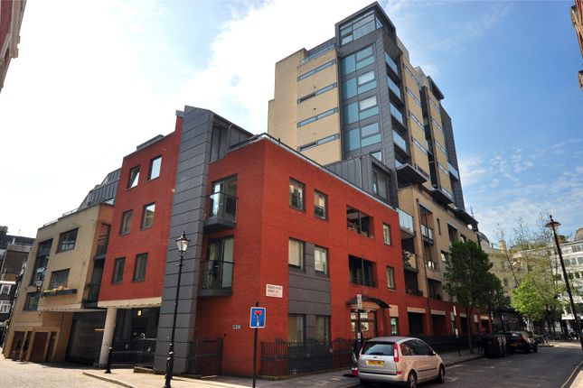 Exterior of West One House, Fitzrovia W1W