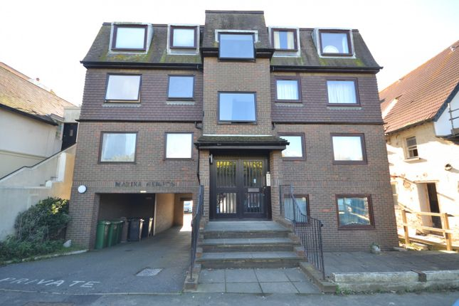 Thumbnail Flat to rent in Marina Heights, 63 West Hill Road, St Leonards On Sea