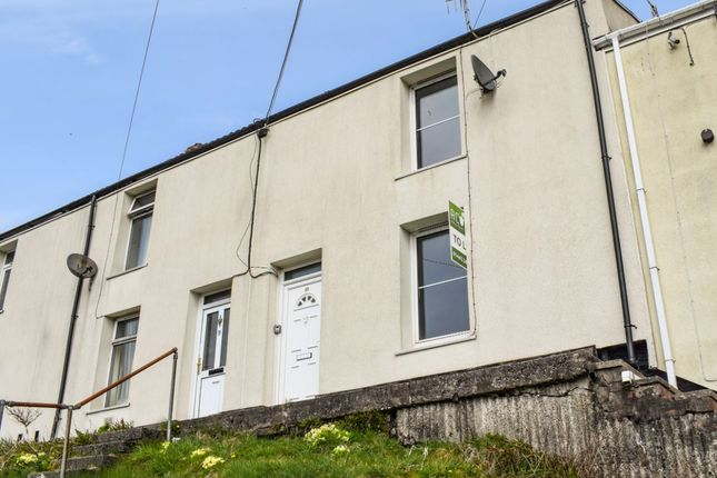2 bed terraced house to rent in Baxter Terrace, Glyncorrwg, Port Talbot SA13
