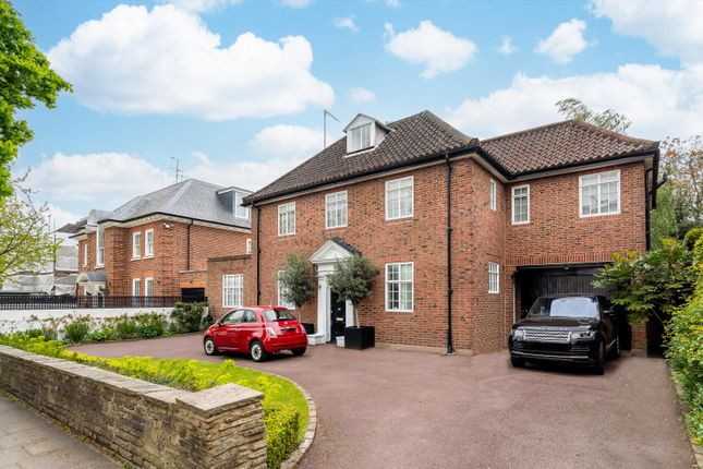 Thumbnail Detached house for sale in Acacia Road, London