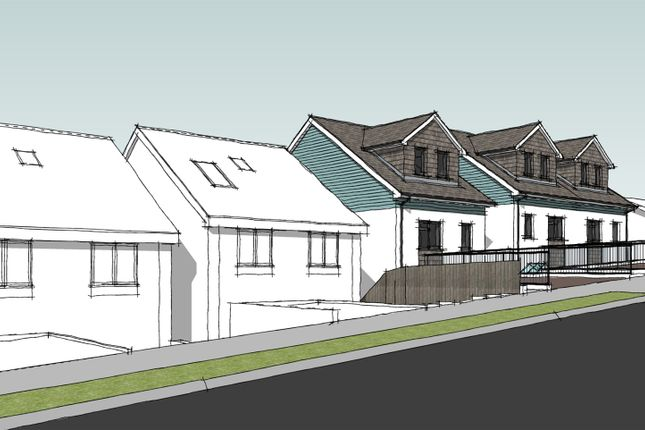 Thumbnail Semi-detached house for sale in Dunraven Drive, Derriford, Plymouth