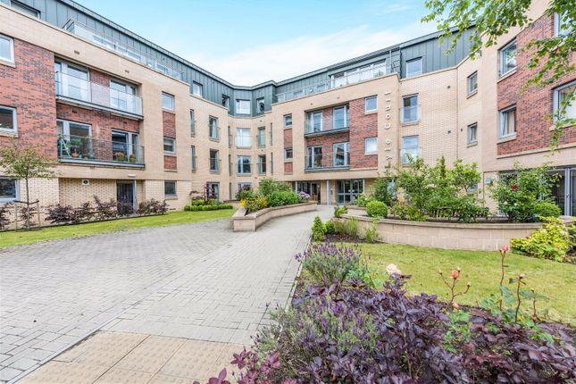 Thumbnail Flat for sale in Lyle Court, 25 Barnton Grove, Barnton, Edinburgh