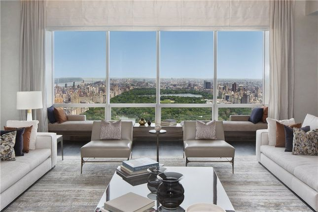 Thumbnail Property for sale in One57, West 57th Street, Central Park, New York, Usa