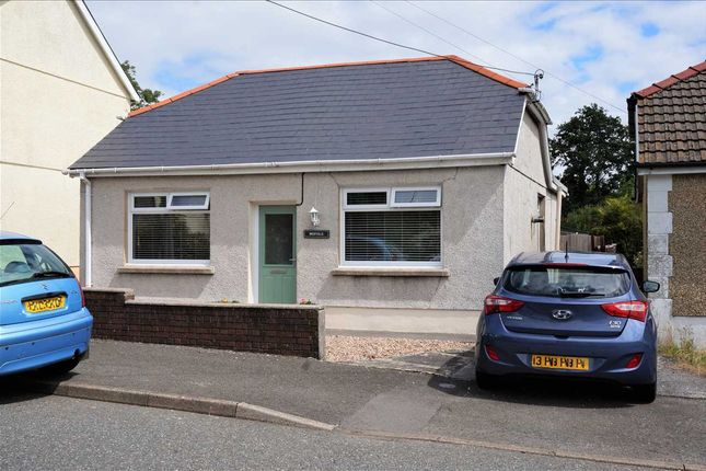 2 bed detached bungalow for sale in Gate Road, Penygroes, Llanelli SA14