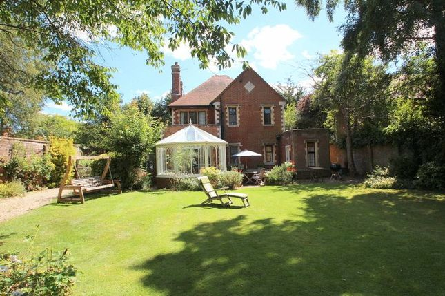 Thumbnail Detached house for sale in Constitution Hill, Old Catton, Norwich