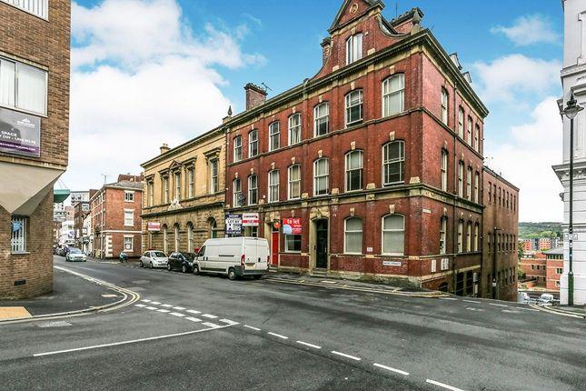 Bank Street, Sheffield S1