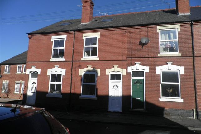Thumbnail Terraced house to rent in Baxter Avenue, Kidderminster