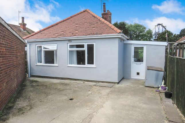 Thumbnail Detached bungalow for sale in Sea View Estate, Ingoldmells, Skegness