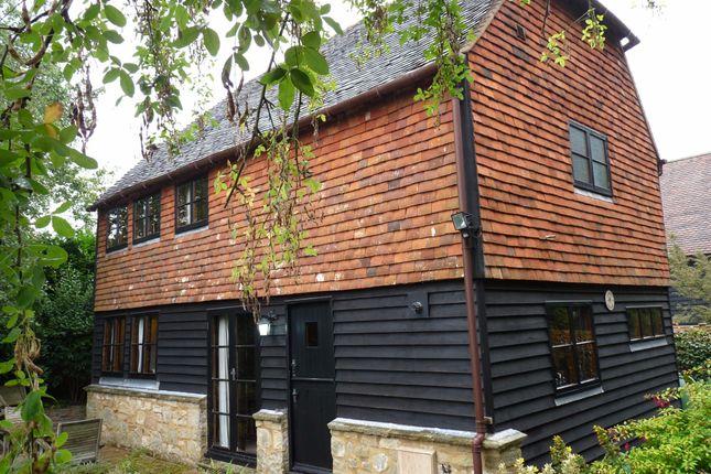 Thumbnail Detached house to rent in Truggers Lane, Chiddingstone Hoath, Edenbridge