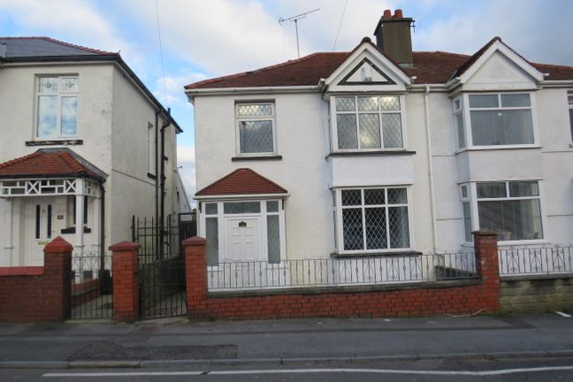 Thumbnail Semi-detached house for sale in Heol Goffa, Llanelli