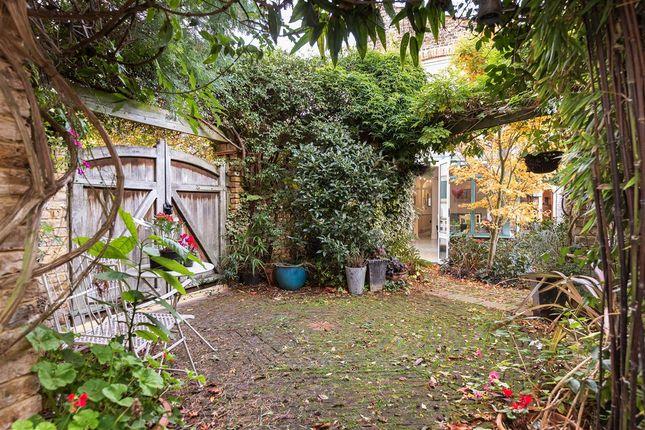 Garden of Wimbledon Park Road, London SW18