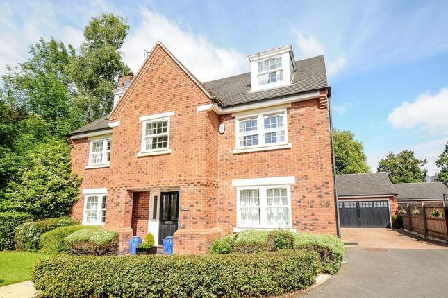 Thumbnail Detached house to rent in The Furlongs, Limes Avenue, Stratford-Upon-Avon
