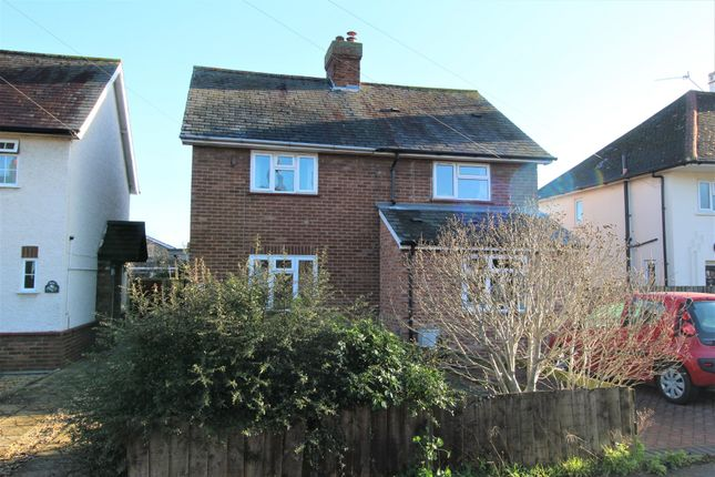 2 bed semi-detached house for sale in Fairfield Road, Biggleswade SG18