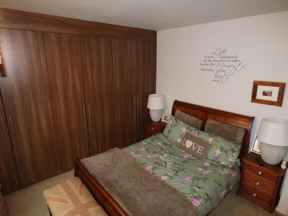 Bedroom One of Shaw Avenue, Barking IG11