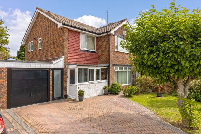Thumbnail Detached house for sale in Cumberland Avenue, Goring-By-Sea, Worthing