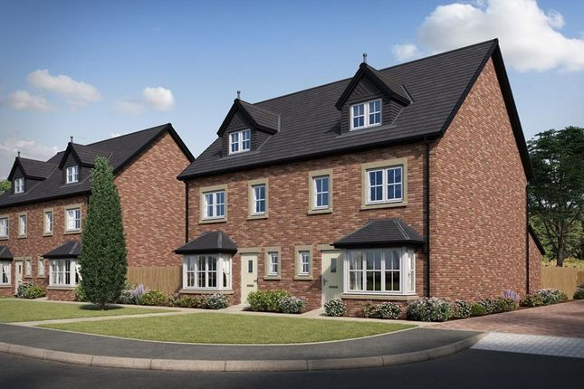 Thumbnail Semi-detached house for sale in Waterside Cottam Way, Cottam, Preston
