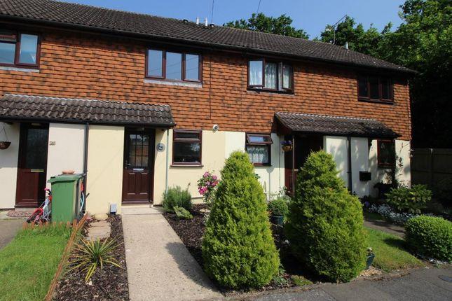 Thumbnail Terraced house for sale in Vine House Close, Mytchett