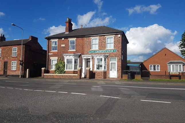 Thumbnail Restaurant/cafe for sale in High Street, Crowle, Scunthorpe