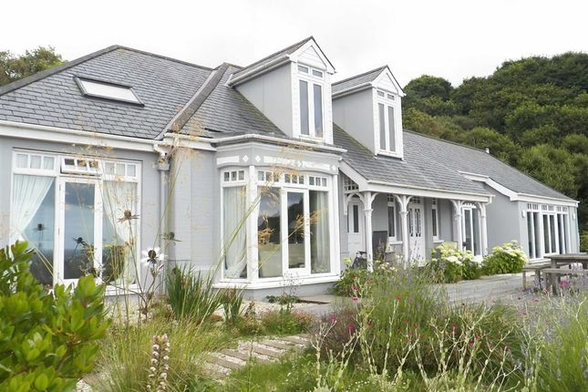 Thumbnail Detached bungalow for sale in Tresaith, Cardigan