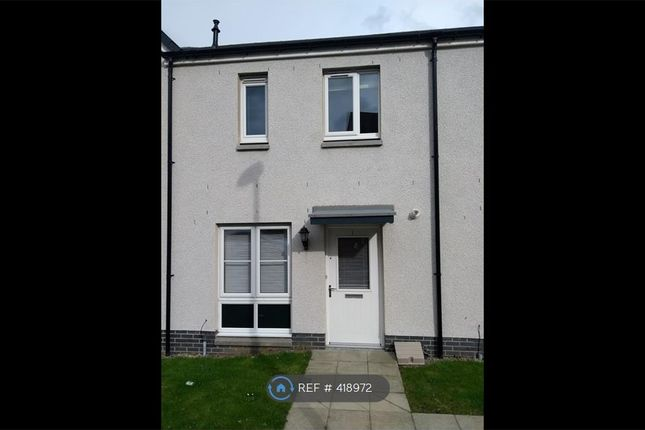 Thumbnail Terraced house to rent in Mugiemoss, Aberdeen