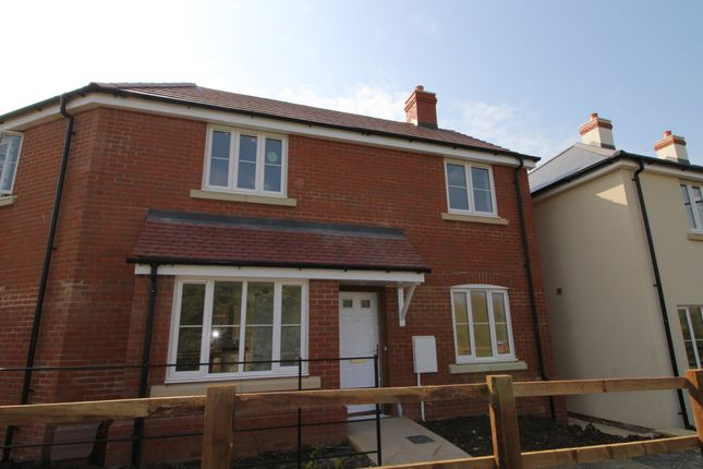 Thumbnail End terrace house to rent in Bowood View, Calne