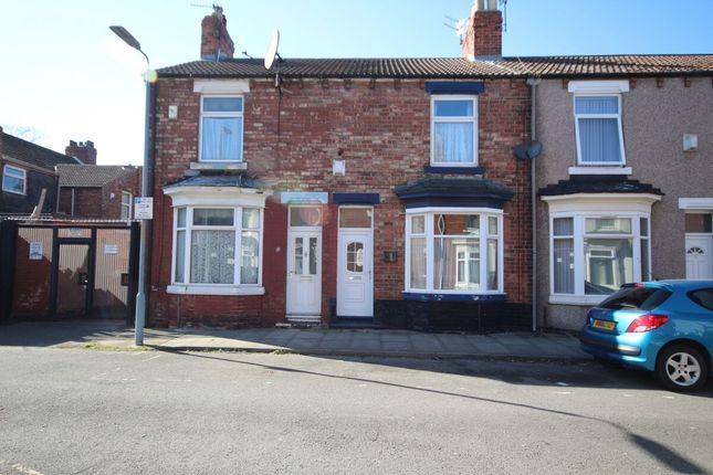 3 bed terraced house for sale in Cobham Street, Middlesbrough TS1