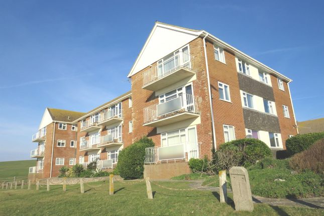Thumbnail 1 bed flat for sale in Gorham Way, Telscombe Cliffs, Peacehaven