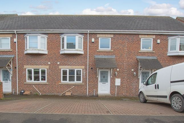 Thumbnail Terraced house to rent in Monument Court, Chopwell, Newcastle Upon Tyne