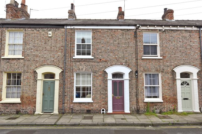 Thumbnail Terraced house for sale in Fairfax Street, York