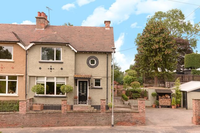 Thumbnail Semi-detached house for sale in Bawtry Road, Blyth, Worksop