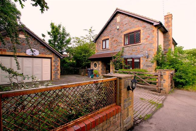 Thumbnail Detached house for sale in Siston Common, Kingswood, Bristol