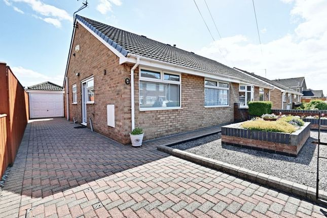 Thumbnail Semi-detached bungalow for sale in Normanton Rise, Hull