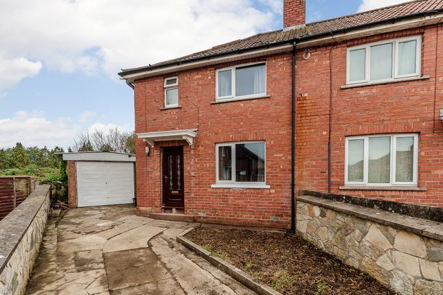 3 bed end terrace house for sale in Hurst Walk, Bristol