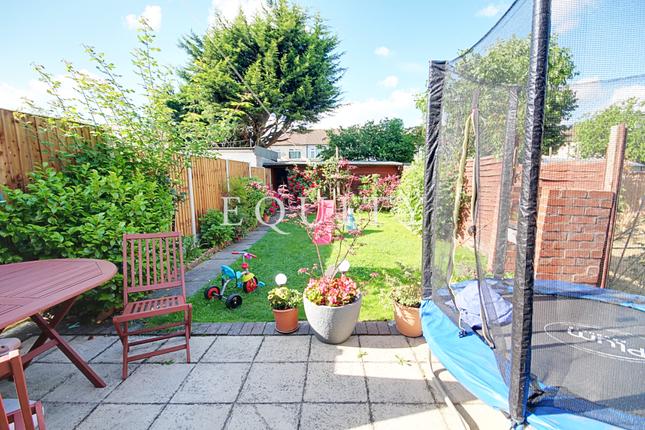Thumbnail Terraced house for sale in Carterhatch Lane, Enfield