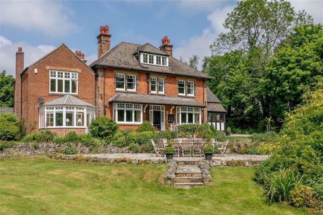 Thumbnail Detached house for sale in Parwich, Ashbourne, Derbyshire
