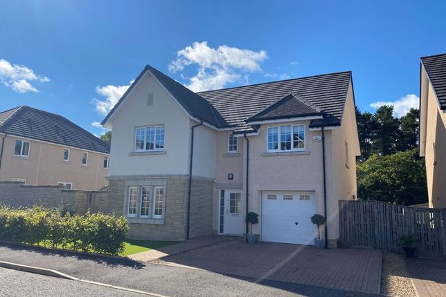 Thumbnail Detached house for sale in West Cairn View, Livingston