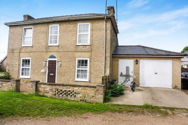 Thumbnail Detached house for sale in Julius Martin Lane, Soham, Ely