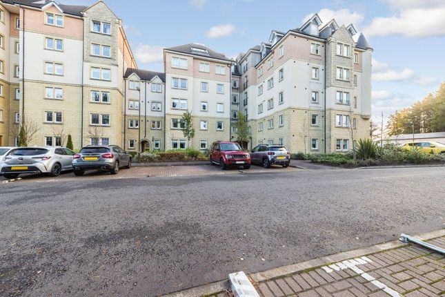 Thumbnail Flat for sale in 121 Eagles View, Livingston, West Lothian