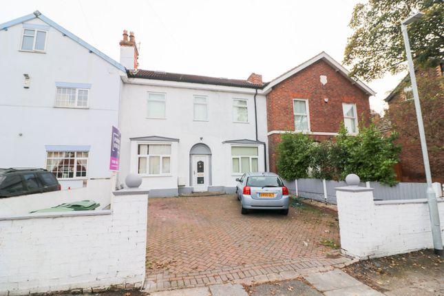 Thumbnail Terraced house for sale in Chesnut Grove, Birkenhead