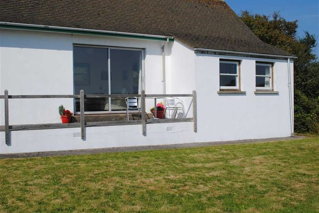 Thumbnail Semi-detached bungalow to rent in Old Narb Rd, Tenby, Tenby By Appointment Only, Pembrokeshire