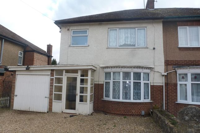 Thumbnail Semi-detached house to rent in Hillburn Road, Wisbech