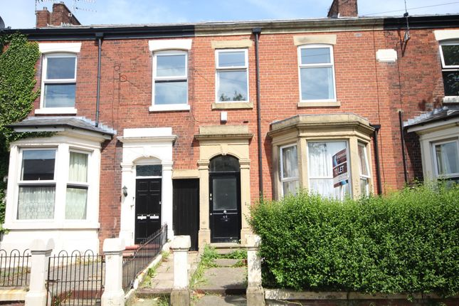 Thumbnail Flat to rent in Brackenbury Road, Fulwood, Preston