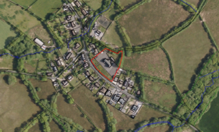Thumbnail Land for sale in Milo, Nr Llandybie, Ammanford
