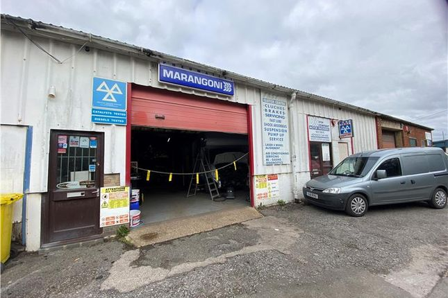 Thumbnail Light industrial for sale in M, Quarry Road, Newhaven, East Sussex
